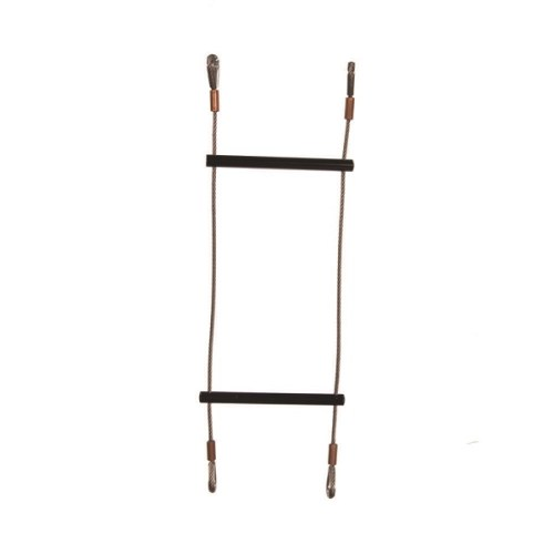 Lyon Compact Black Rung ladder | Lyon work at height & confined space equipment