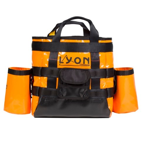 Lyon Route Setting bag complete | Lyon work at height & rope access equipment