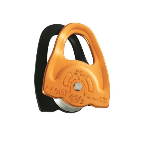 Petzl Mini pulley | Petzl work at height & rope access equipment