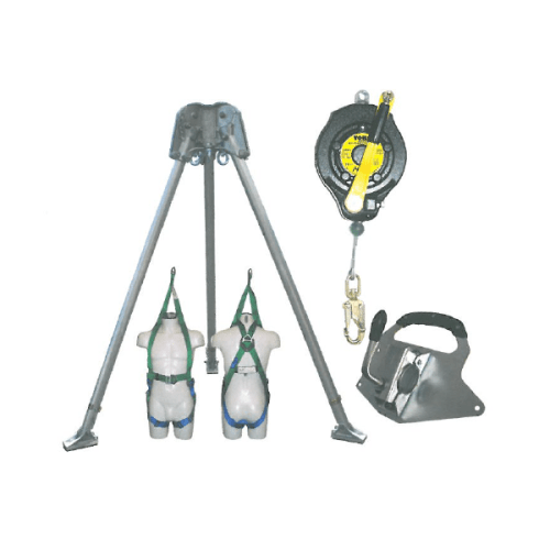 Abtech Safety T3 Two-Person Tripod - Kit 2