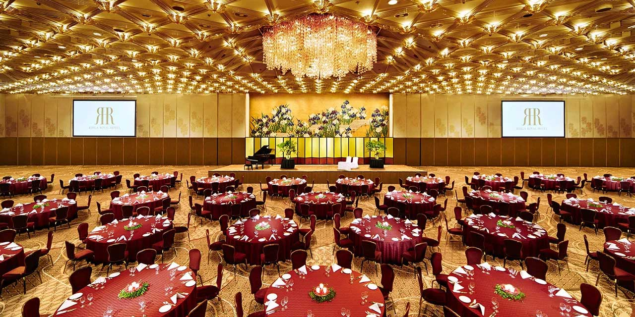 宴会場・会議室のご案内   宴会・パーティ   リーガロイヤルホテル(大阪)