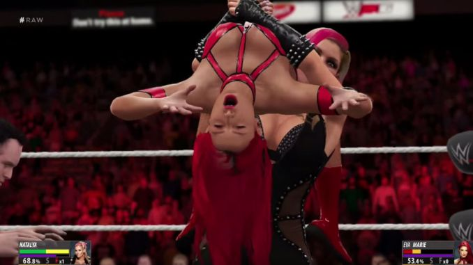 WWE 2k16 System requirements