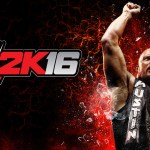 WWE 2k16 PC Game