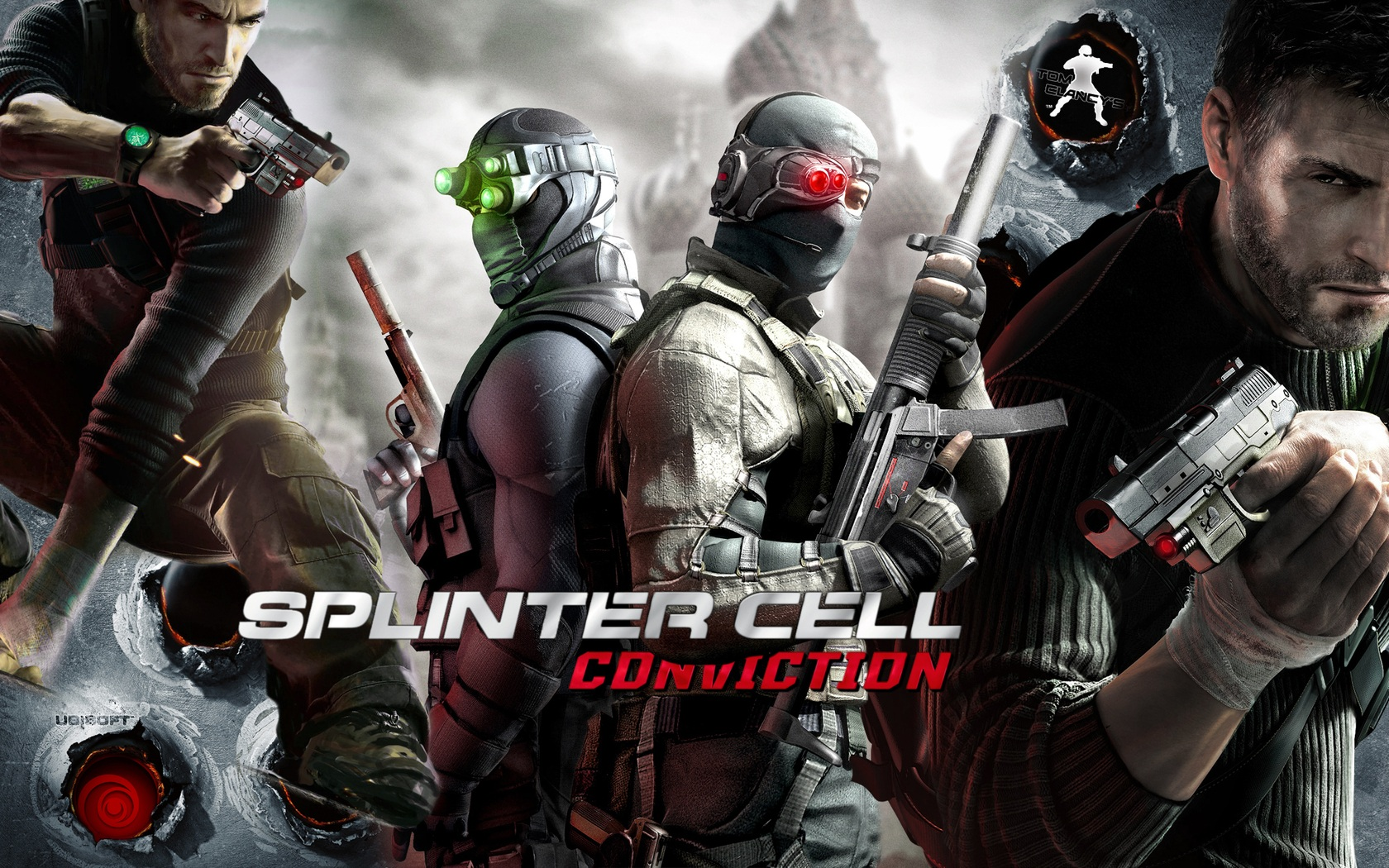 Tom clancy's splinter cell: chaos theory скачать игру торрент.