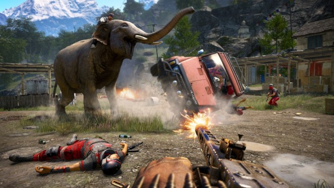 Far Cry 4 System RequirementsFar Cry 4 System Requirements