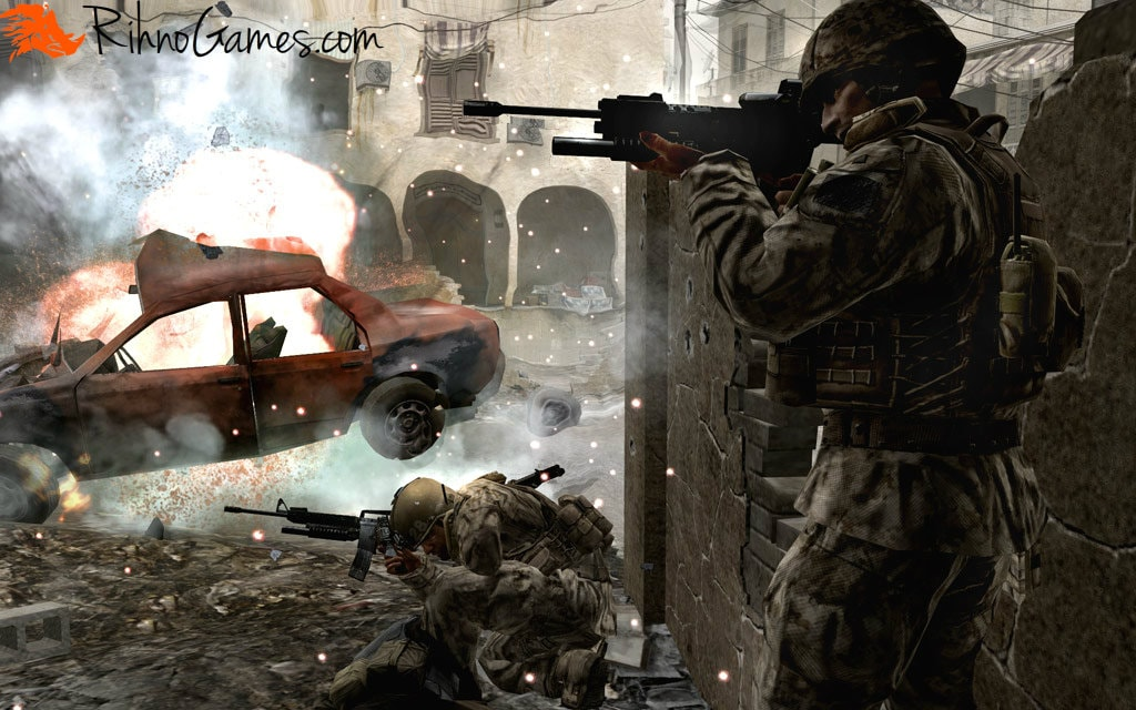 Call of Duty Modern Warfare Download