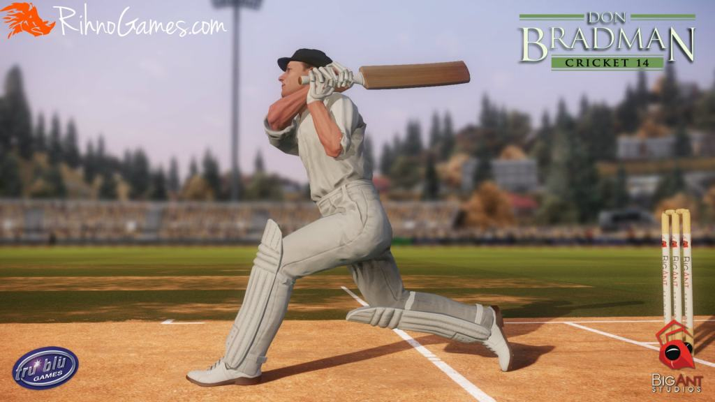 Don Bradman Cricket 14 Game
