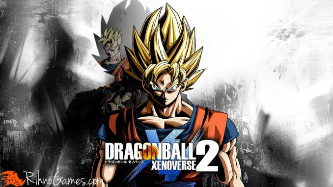 Dragon Ball Xenoverse 2 Download