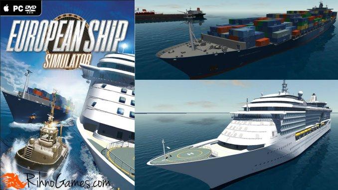 European Ship Simulator