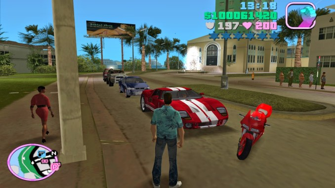 GTA Vice City System Requirements