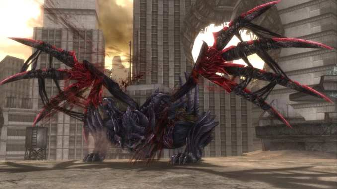 God Eater Resurrection Download PC Game