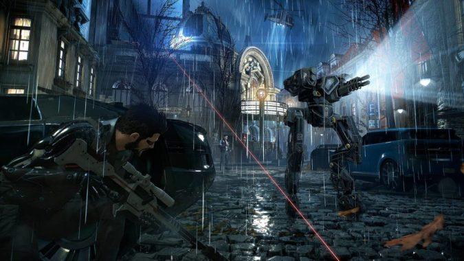 Deus Ex Mankind Divided Free Download