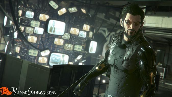 Deus Ex Mankind Divided PC