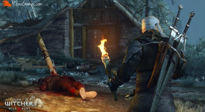 The Witcher 3 Download