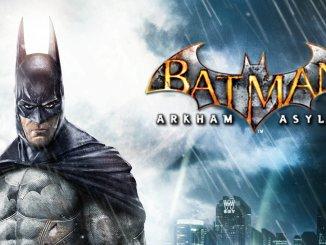 Batman Arkham Asylum Download