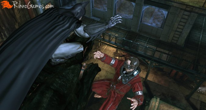 Batman Arkham Asylum PC Download