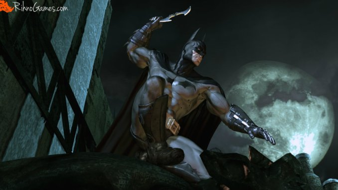 Batman Arkham Asylum System Requirements