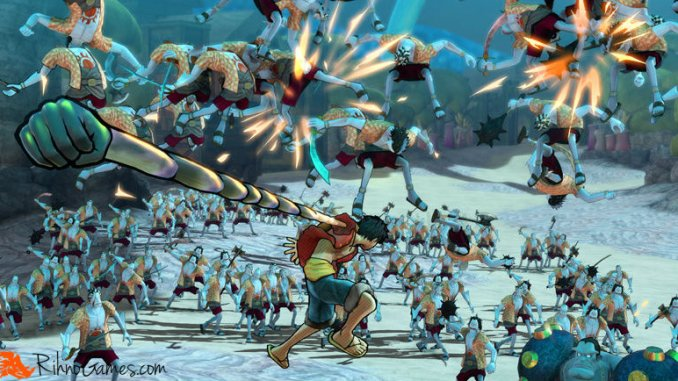 One piece pirate warriors 3 System Requirements