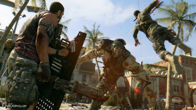 Dying Light the Following Enhanced Edition Game