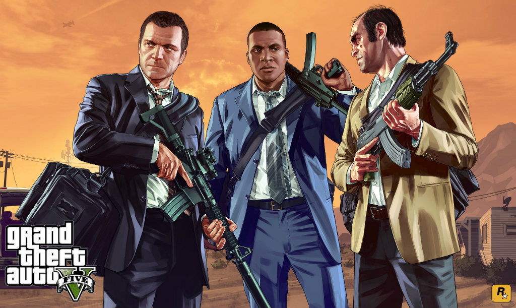 GTA 5 Free Download Ultra Repack 36 GB for PC