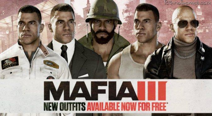 Mafia 3 Digital Deluxe Edition Download