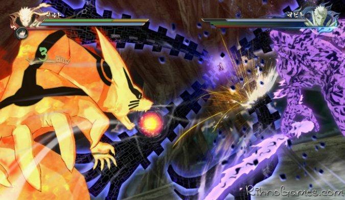 NARUTO SHIPPUDEN Ultimate Ninja STORM 4 PC Requirements