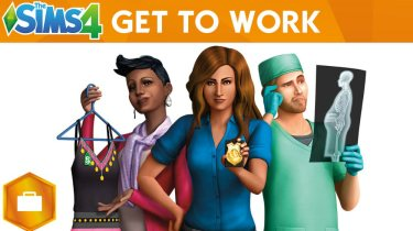 The Sims 4 Get to Work Free Download