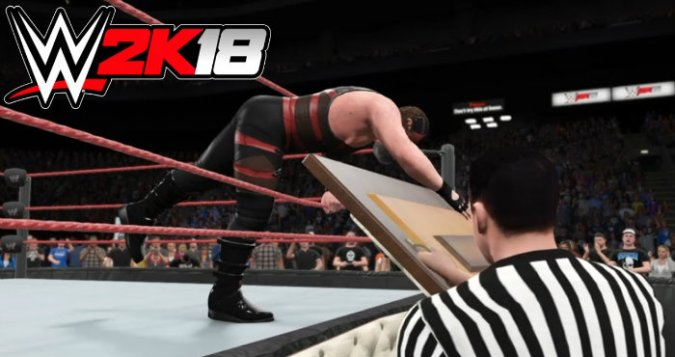 WWE 2k18 Download