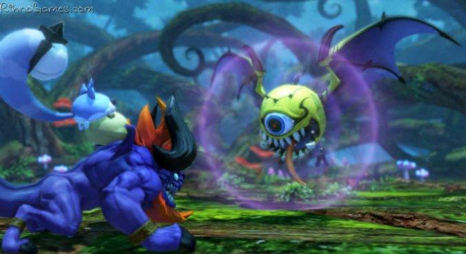 World of Final Fantasy Game