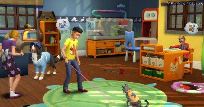 The Sims 4 My first Pet Download