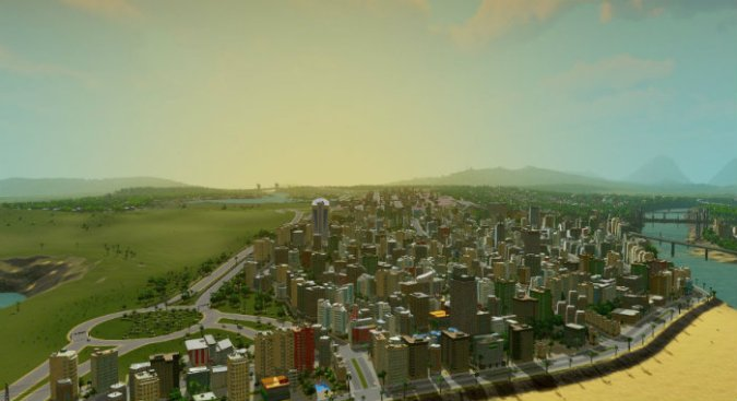 Download Cities Skylines Free with ALL DLC