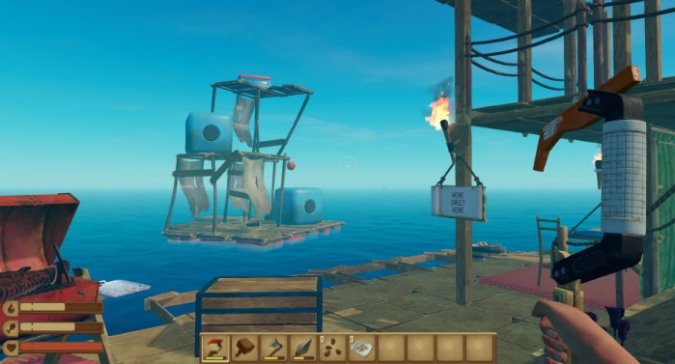 Download RAFT Free for PC