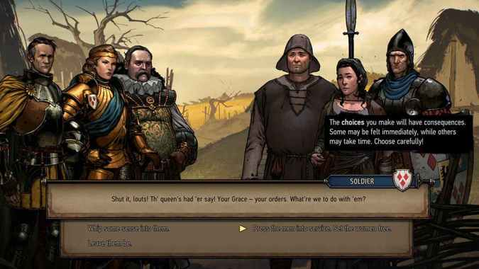 Thronebreaker The Witcher Tales Game