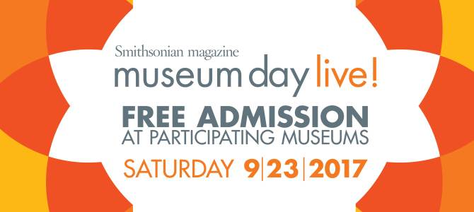 Smithsonian Museum Day Live! and Doors Open R.I. Come to RIHS