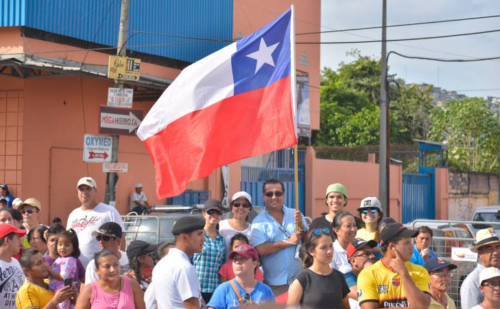 Familia y cultura digital en Chile