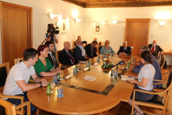 Održan prijem za esule - predstavnike Fiumana koji žive u Italiji