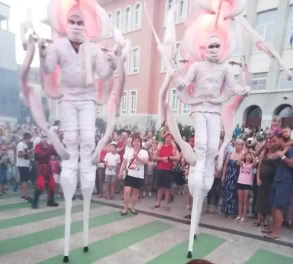Spektakularno otvoren riječki dječji festival Tobogan
