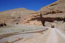 Stecke Dades-Schlucht - Tizi-n-Quano-Pass