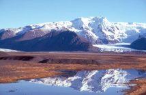 Island - Skeidararsundur-Gletscher