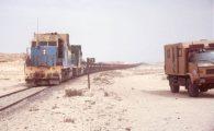 Mauretanien Erstbegegnung mit dem Erzzug