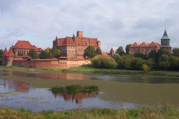 Polen Marienburg
