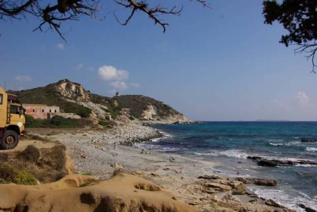 Sardinien Küstenimpressionen