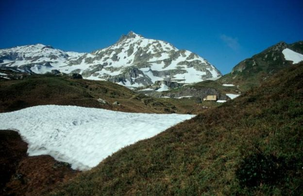 Schweiz Gotthard-Pass