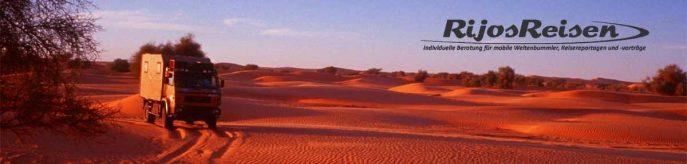 MAN in Mauretanien RijosReisen