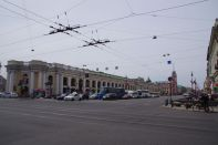 Metro-Station Newskij-Prospekt