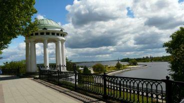Kotoroso - Wolga-Zusammenfluss und die Halbinsel Strelka