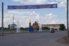 Die neue orthodoxe Kirche im Zentrum