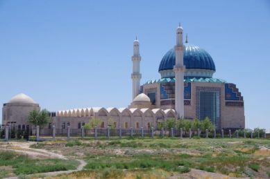 """Die """"neue"""" Moschee in Türkistan"""