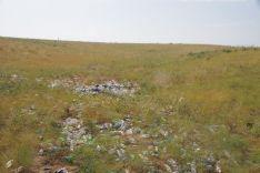 Altglas - Problem überall in Kasachstan