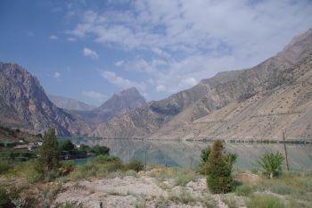 Der heiße Weg nach Duschanbe